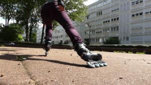 figure de roller - powerslide