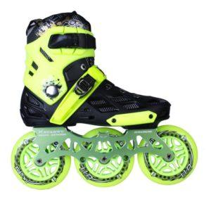 triskate - roller 3 roues avec platine hybride